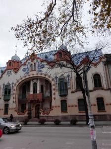 el palacete del arquitecto Ferenc Reichl